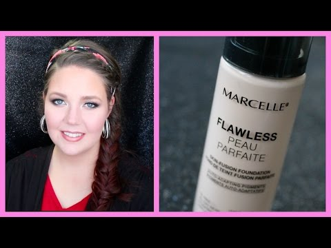 Marcelle Flawless Skin Fusion Foundation | Review In A Few