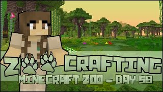 Zoo Crafting! Edge of the Jungle!! - Episode #59 | Season 2