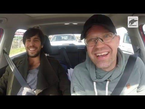 Carpool Karaoke: Die singende Fahrgemeinschaft mit Max Giesinger
