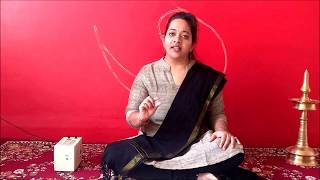 Sarali Varisai Part 2 : Verses 8-14 : Swara Shruti learning ...