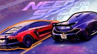 Lamborghini vs McLaren + Tutte le mie macchine! - NFS