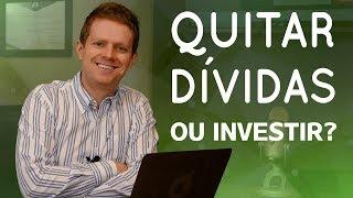 Quitar Dívidas ou Investir? O que fazer PRIMEIRO? - Ramiro Responde #41