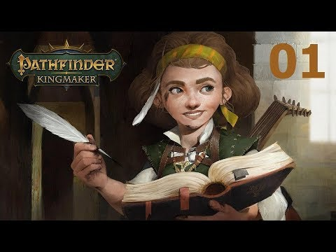 Let's Play Kingmaker - Ep. 01: A New Chapter