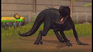 Jurassic World: Das Spiel #181 INDORAPTOR endlich freigeschaltet!! [60FPS/HD] | Marcel