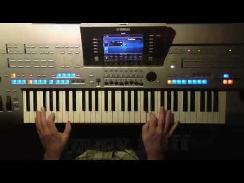 Wonderful World, Beautiful People - Jimmy Cliff, Instrumental Cover Yamaha Tyros 4