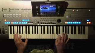Wonderful World, Beautiful People - Jimmy Cliff, Instrumental Cover Yamaha Tyros 4