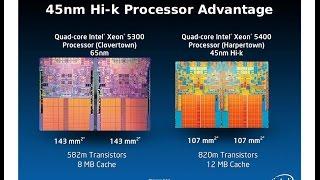 Можно ли заменить процессор 65нм на 45нм без замены материнской пла