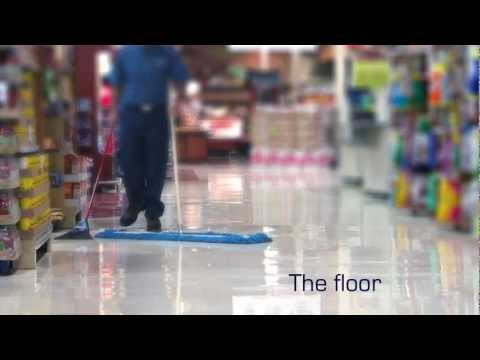 Retail Stores Cleaning Maintenance & Janitorial Services