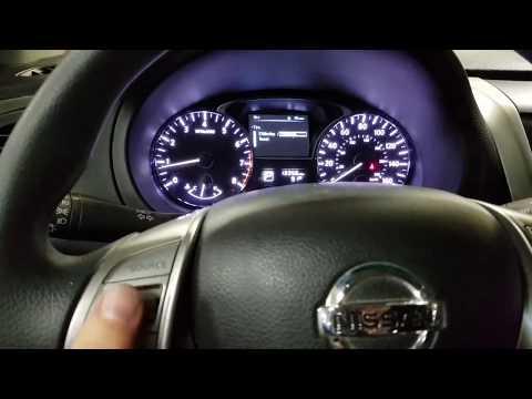 How To Reset Oil Service Light Nissan Rogue Doovi