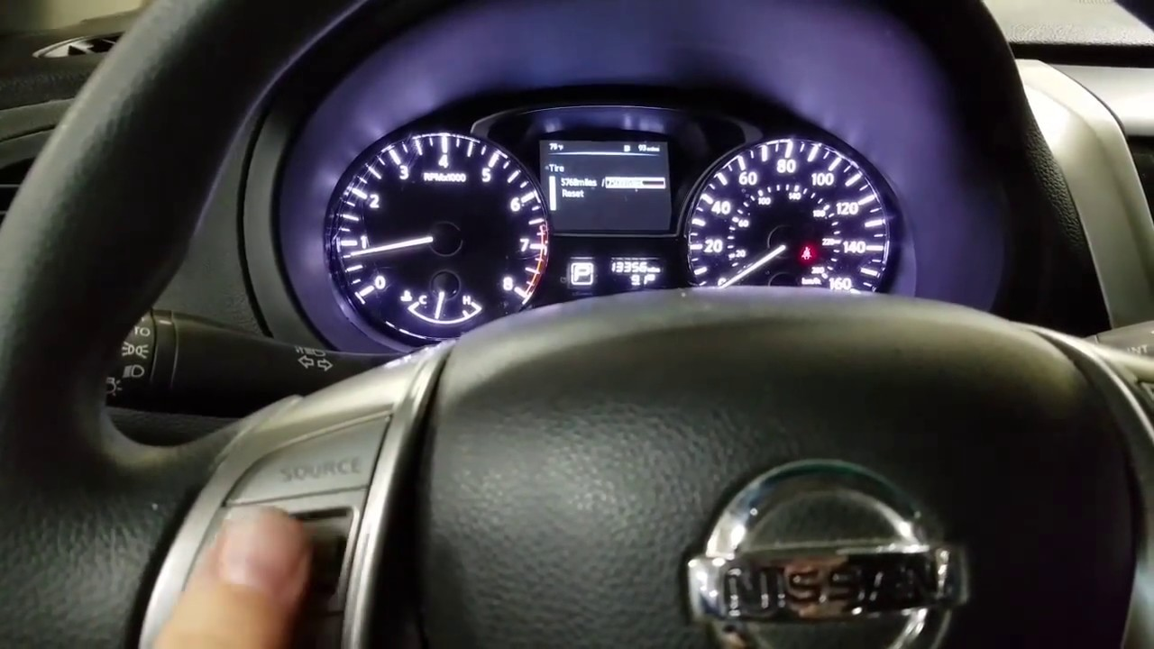 Nissan Altima: Maintenance and do-it-yourself