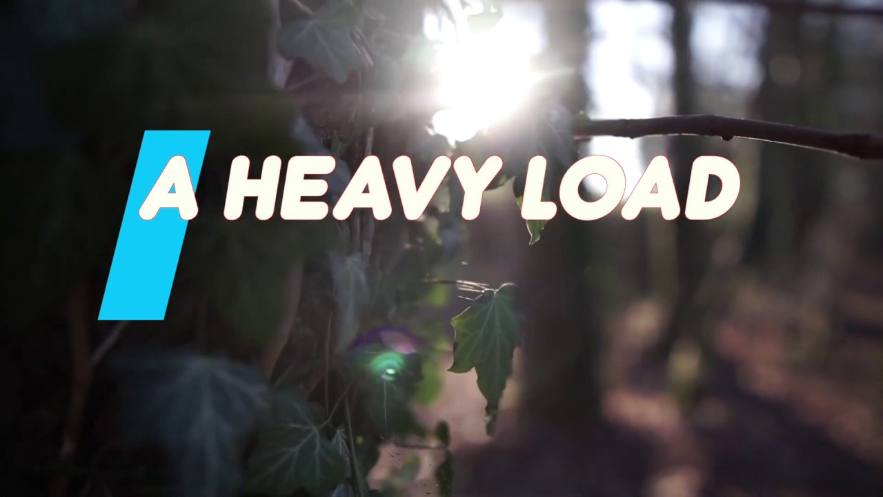 Just In Time Devotionals | A HEAVY LOAD - Pastor Elias Hoyos