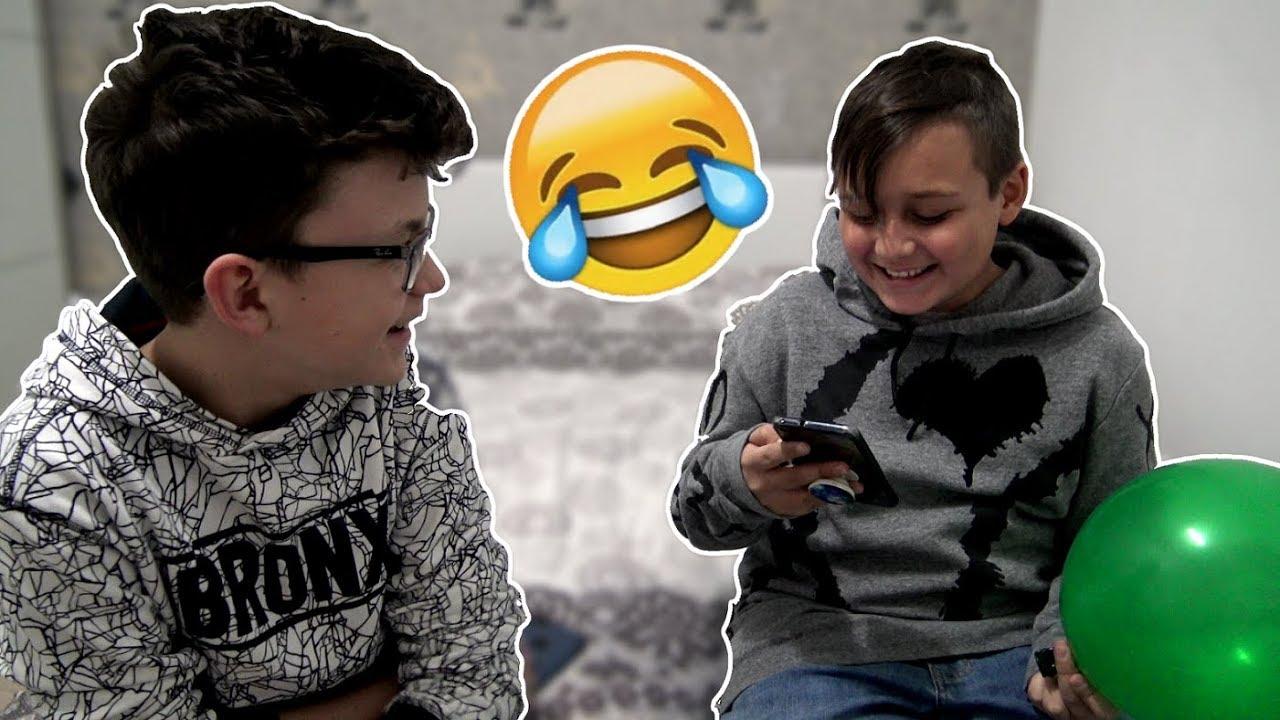 GLUME PROASTE PE HELIU - YouTube
