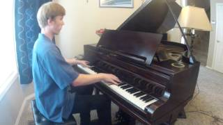 Star Trek: The Next Generation - Main Title Piano Arrangement