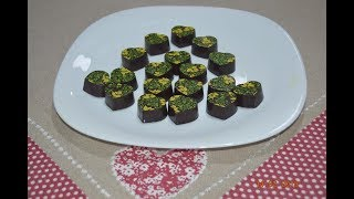 Chocolat maison noisette caramel      طريقة تحضير الشكلاطة بالمنزل