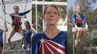 85-Year-Old Sets World Record for Oldest Female Trapeze Artist