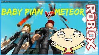 Baby Pian vs Meteor-Roblox Malaysia