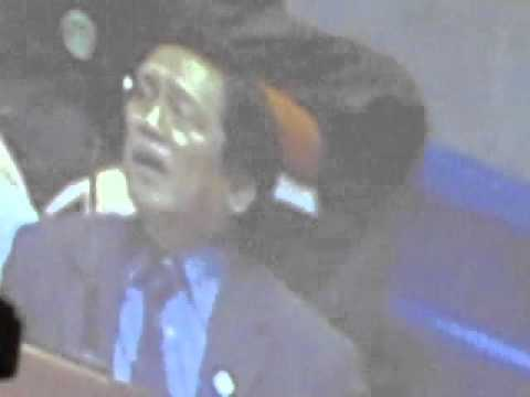 Roilo Golez interpellation, speech of Cong. Jun Alcover, Anad PartyList, 7 March 2011 (5)
