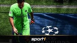 Wieder kein Champions-League-Titel: Das bittere Jahr von Gigi Buffon bei PSG | SPORT1
