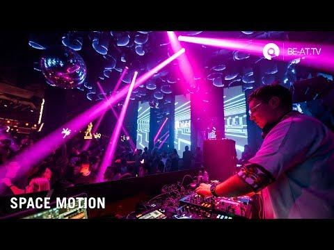 Space Motion DJ set @ Hype Belgrade Night Club, Serbia (BE-AT.TV)