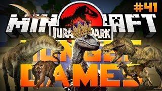 KING OF JURASSIC PARK!!! Minecraft