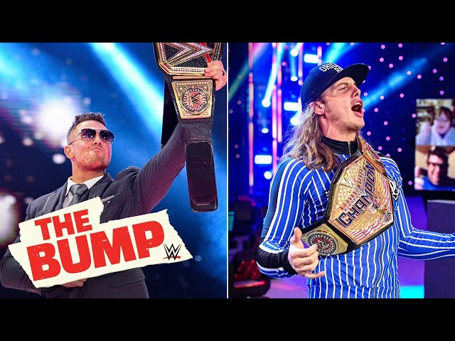 Riddle reacts to Miz's WWE Title win: WWE's The Bump, Feb. 24, 2021
