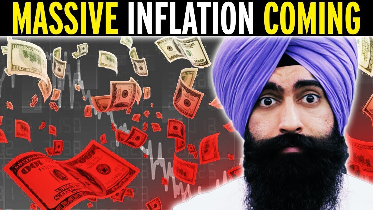 How To Profit From HUGE Inflation Ahead ...