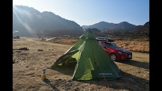 初めてのソロキャンプへ行って来ました!(^^)! thumbnail