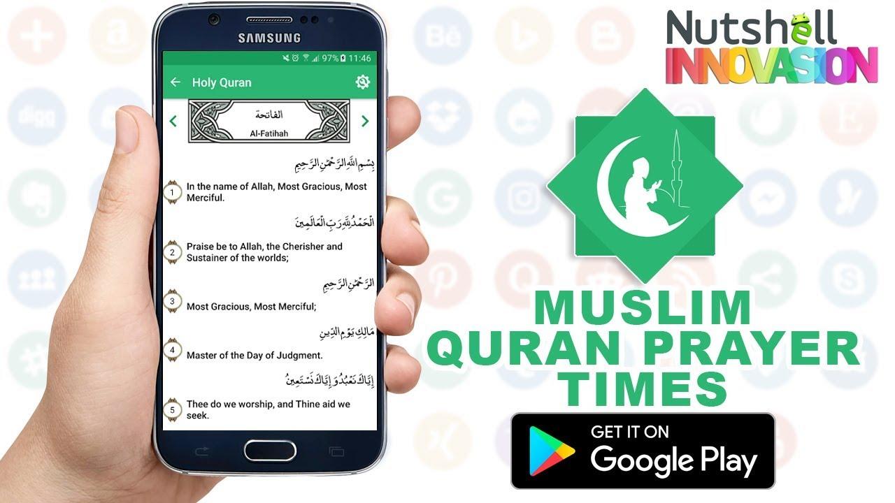 Namaz time table app