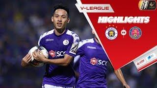 Không Quang Hải, ĐKVĐ Hà Nội nhọc nhằn giành 3 điểm trước các vị khách Sài Gòn FC | VPF Media