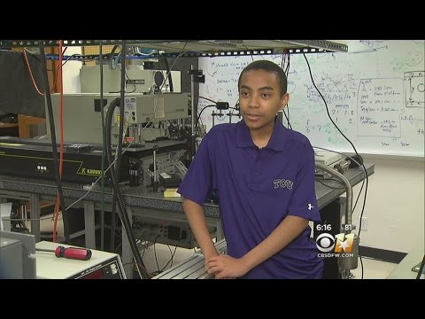 14-Year-Old Earns Physics Degree From TCU