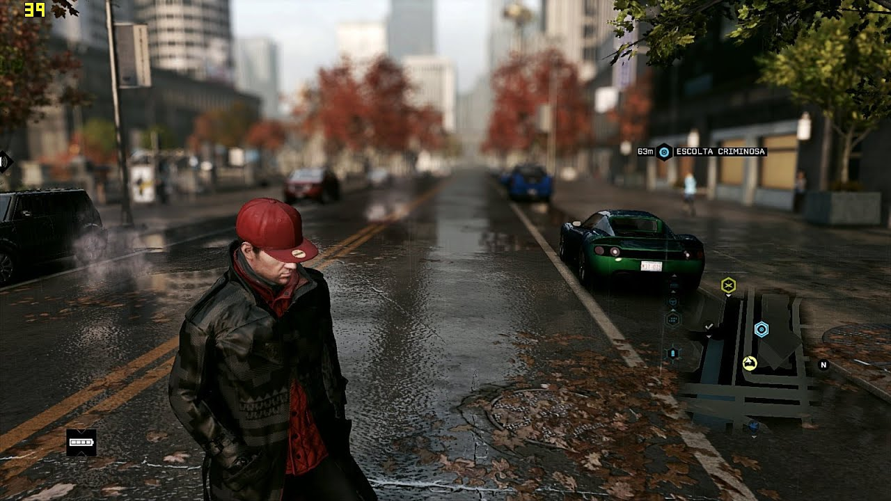 Watch Dogs  Graphics Mod