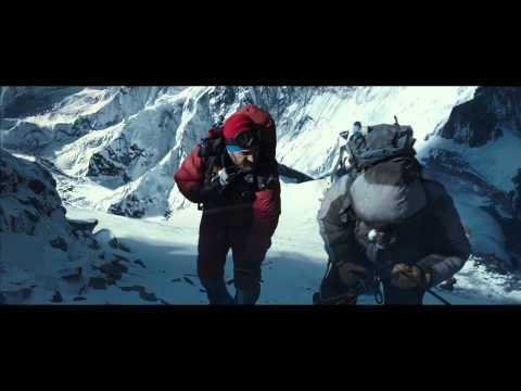 Everest - Exclusive Behind The Scenes Footage with Josh Brolin