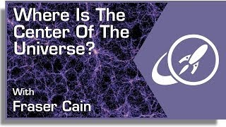 Where Is the Center of the Universe?