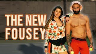 IS FOUSEY CRAZY? |  FouseyTube | T-Time with Amanda Cerny