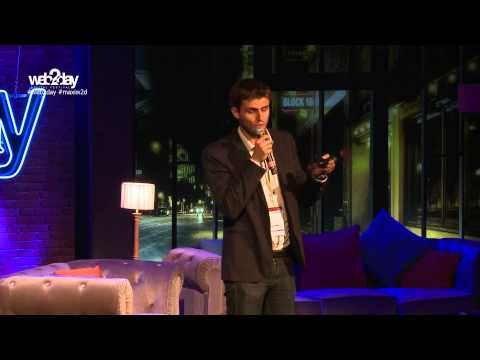 Intel's evolution and the move to wearables - Anthony Charbonnier - Web2day 2014