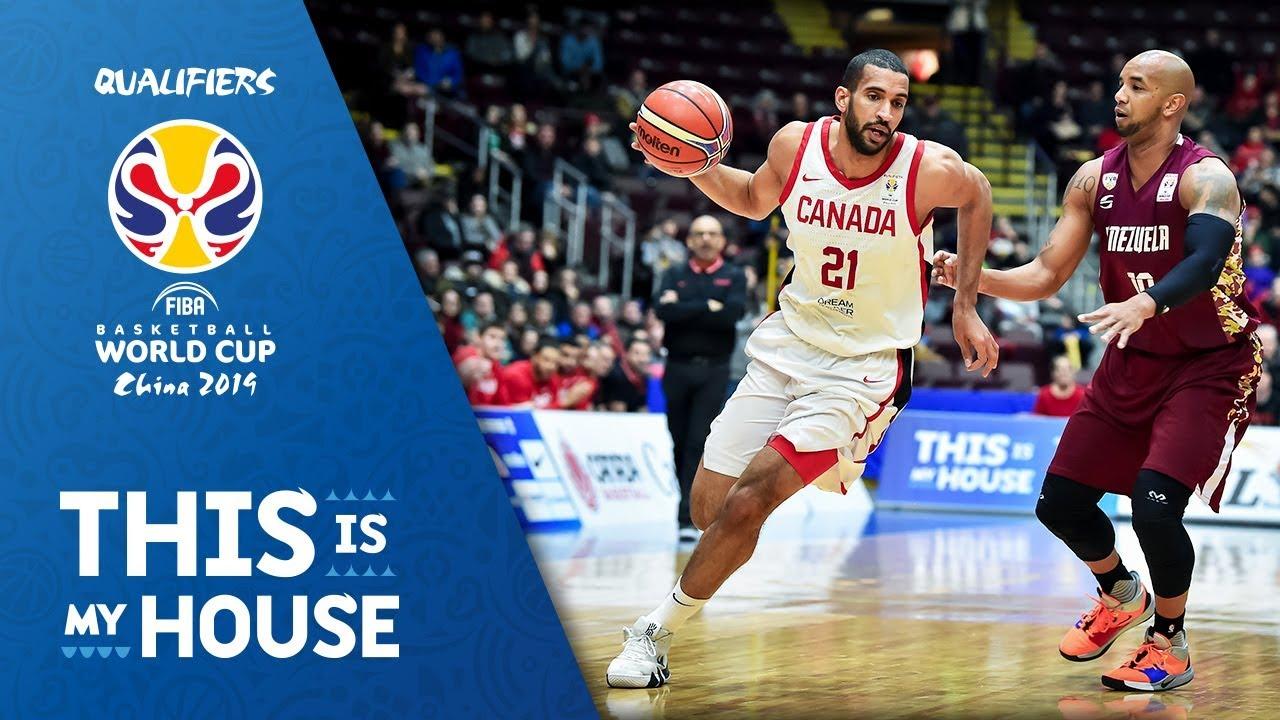 Canada v Venezuela - Highlights - FIBA Basketball World Cup 2019