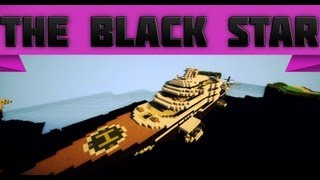 Black Star Super Yacht | Minecraft Cinematic