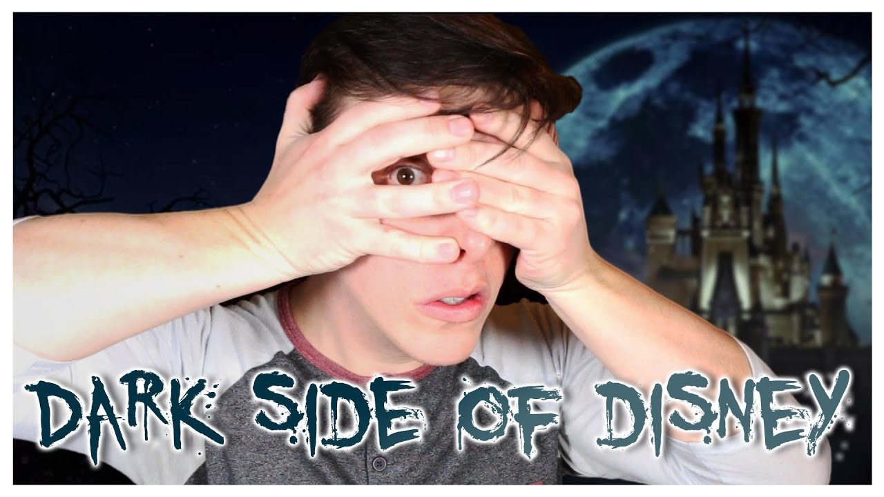 The Dark Side Of Disney Thomas Sanders YouTube - The dark side of disney
