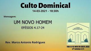 UM NOVO HOMEM - Efésios 4.17-24