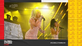 Chloe x Halle Take Over the Stage With \