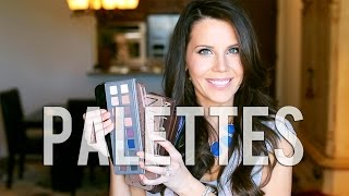 TOP 5 MUST HAVE PALETTES