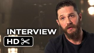 Mad Max: Fury Road Interview - Tom Hardy (2015) - Charlize Theron Action Movie HD