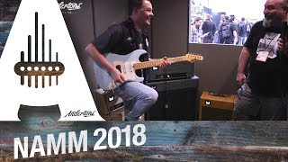 News From Morgan Amps - NAMM 2018