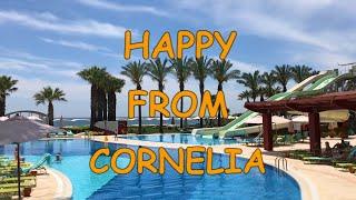 Happy We are from Cornelia Antalya Belek Turkey Cool Music Video Inspired by Pharrell Williams
