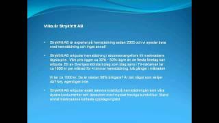 Strykfritt AB - Hemstädning och städhjälp i Stockholm(, 2011-06-15T11:47:14.000Z)