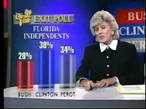 1992 Election coverage Part 1