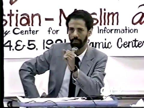 Muslim/Christian Dialogue Session 02 - Was Jesus Divine Or Prophet Of God?