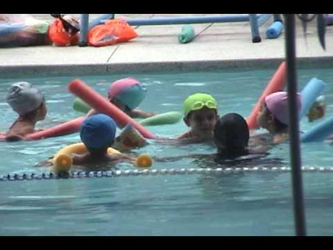 Curso de natación 01