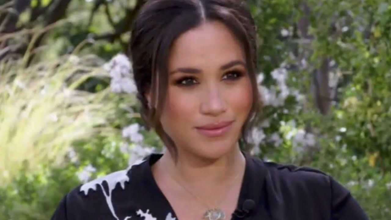 Why Meghan Markle's Oprah Interview Dress Is Raising Eyebrows