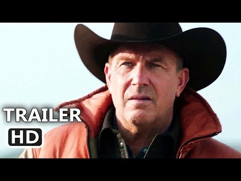 YELLOWSTONE   2018 Kevin Costner, TV Series HD